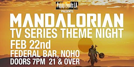 The Mandalorian TV Series Theme Night Fan Event tickets