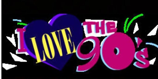 DJ Hines presents I LOVE THE 90's!!! party