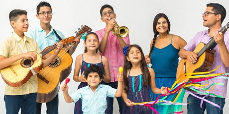 Family Playdate Fiesta with special guest Cielito Lindo tickets