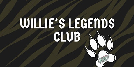 Willies Legends Club Spring 2020 tickets
