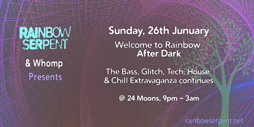 Welcome to Rainbow: After Dark