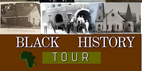LET'S NOT FORGET! Black History Tour tickets
