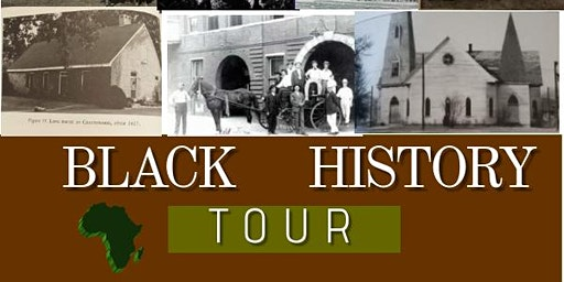 LET'S NOT FORGET! Black History Tour