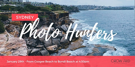 SYDNEY | PHOTO HUNTERS tickets