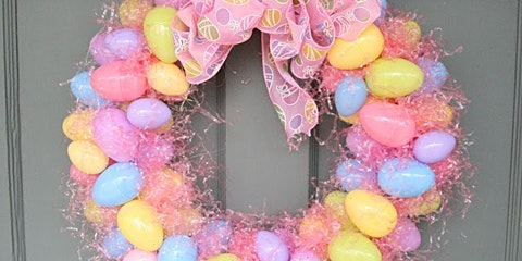 Parent/Child Easter Wreath