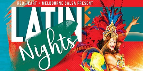 LATIN NIGHTS at The Albion Rooftop tickets