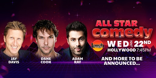 Dane Cook, and more - All-Star Comedy