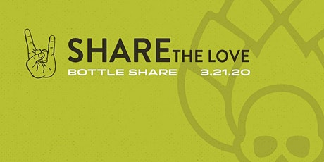 Share The Love: Bottle Share with Nashville Brewnette tickets
