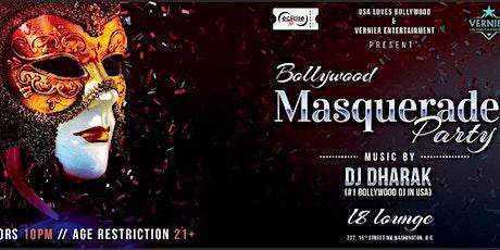 Bollywood Masquerade Party | Washington DC tickets