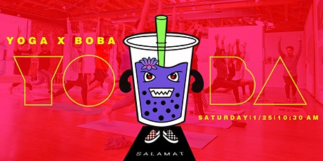 YOBA ( Yoga + Boba )  tickets