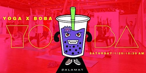 YOBA (Yoga + Boba)