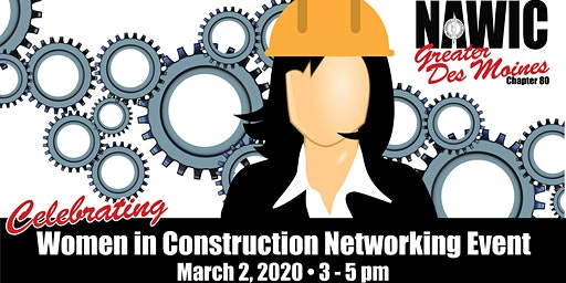 Celebrating Women in Construction Week Networking Event