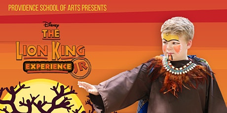 The Lion King Jr. tickets