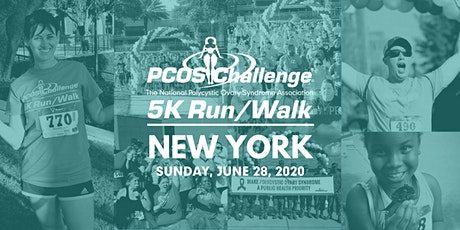 PCOS Walk 2020 - New York PCOS Challenge 5K Run/Walk tickets