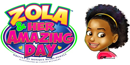 Zola's Amazing Book Release Party!