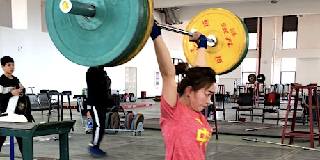 5 Day Chinese Weightlifting Camp tickets