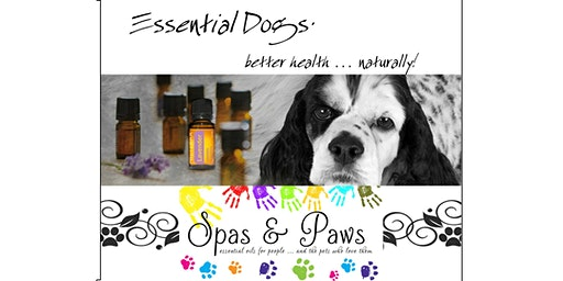 CONT ED:  Essential Dogs - Better Health, Naturally with doTERRA EOs