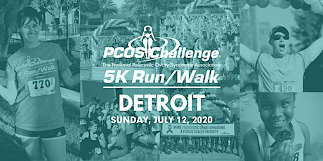 PCOS Walk 2020 - Detroit PCOS Challenge 5K Run/Walk tickets