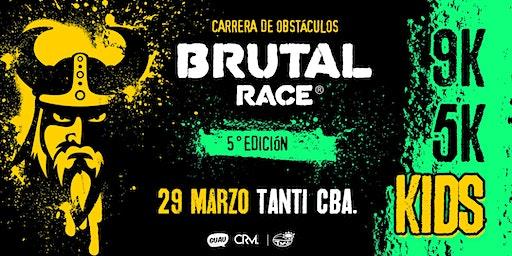 Brutal Race  OCR 2020 - 5ta Edicion - Tanti - Córdoba