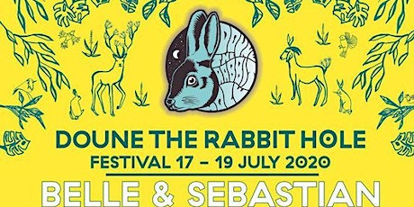 Volunteer Doune The Rabbit Hole Music Festival tickets