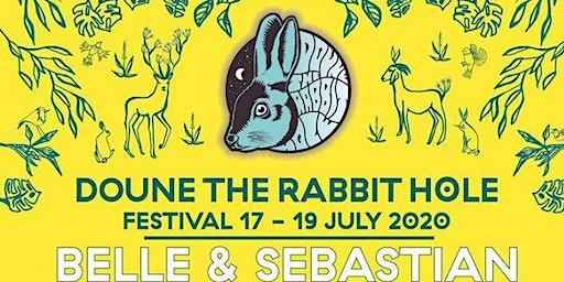 Volunteer Doune The Rabbit Hole Music Festival
