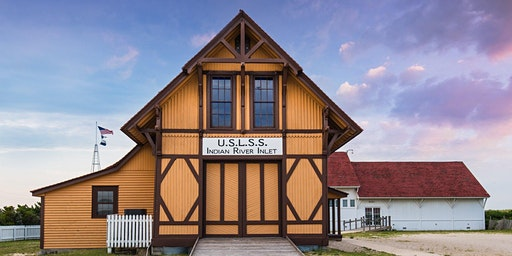 DelaVenture: Life-Saving Station Museum + Burton Island Trail
