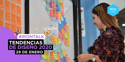 [IRONTALK] - Tendencias de Diseño 2020