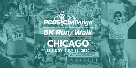 PCOS Walk 2020 - Chicago PCOS Challenge 5K Run/Walk tickets