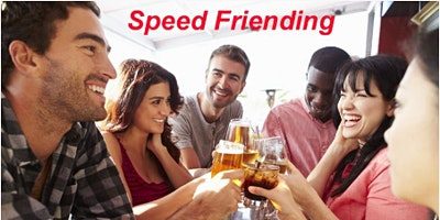 Speed Friending All ages