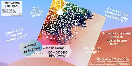 ACCESS BARS® Formación Internacional en Comodoro Rivadavia entradas