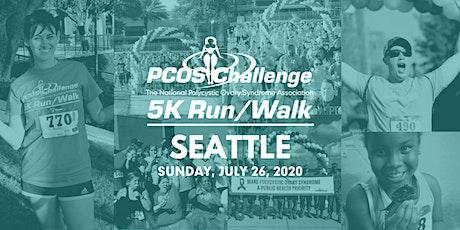 PCOS Walk 2020 - Seattle PCOS Challenge 5K Run/Walk tickets