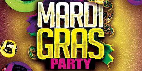 MARDI GRAS PARTY 2020 @ FICTION NIGHTCLUB | FRIDAY MARCH 6TH tickets