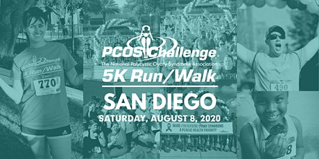PCOS Walk 2020 - San Diego PCOS Challenge 5K Run/Walk tickets