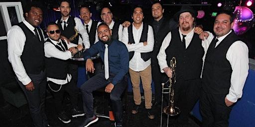 Tres De Mayo with Orquesta Bembe Live Salsa!