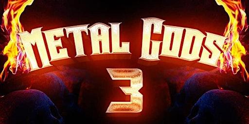Metal Gods 3 Tribute Concert