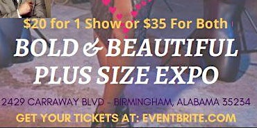 Bold and Beautiful Plus Size Expo