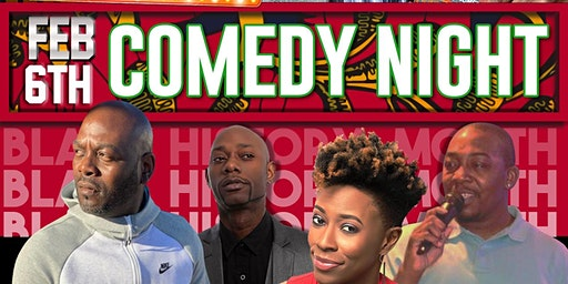 Chocolate Thursdays Comedy Night with F. William Samuel-Season 5