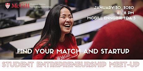 Student Entrepreneurship Meetup tickets