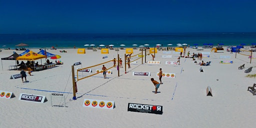 Spring Kickoff Pro/Am Beach Volleyball Tournament