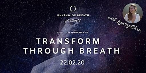 Transform through Breath - Full day Immersion