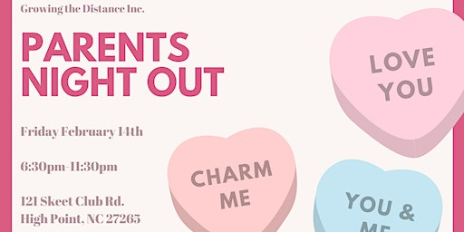 Parents Night Out-Valentines Day