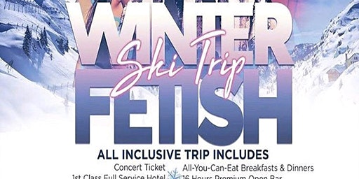 Winter Fetish Ski Trip with Mya Monica Joe and More Live In Concert