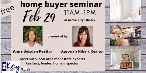 Free Buyers Seminar