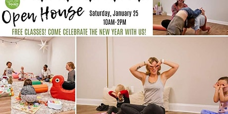 Open House & Free Yoga Classes tickets
