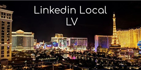 Linkedin Local LV tickets