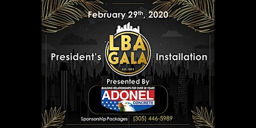 Latin Builders Association President's Installation Gala