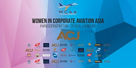 Women in Corporate Aviation Asia-Launching & Forum tickets