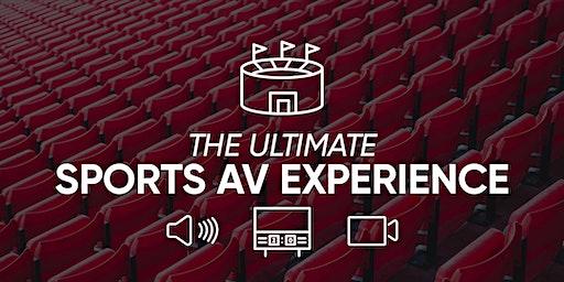 dB Integrations Sports AV Demo - Feb 2020