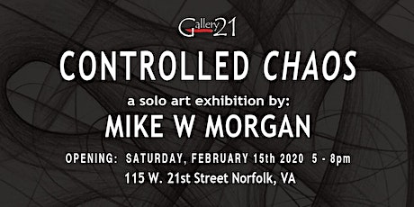 Solo Art Show by Mike W Morgan tickets