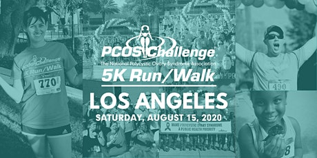 PCOS Walk 2020 - Los Angeles PCOS Challenge 5K Run/Walk tickets